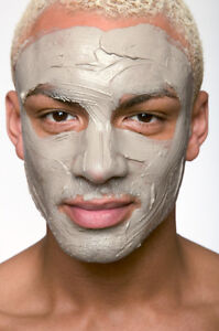 Apologise, but, clay facial mask