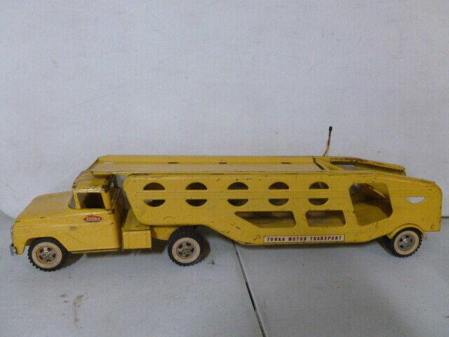 Tonka Motor Transport voiture voiturerier