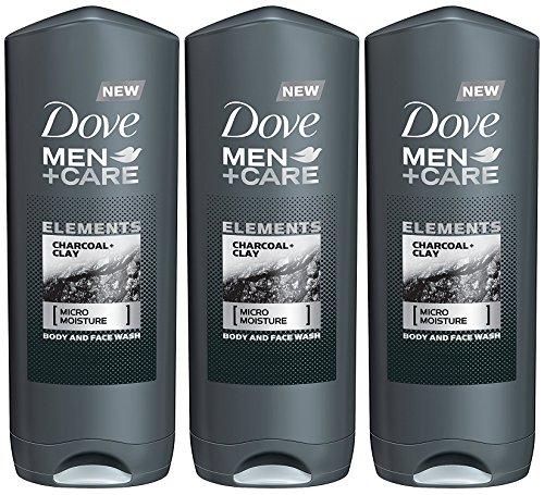Dove Men Care Body Wash Charcoal Clay 18 Fl Oz 3 Pk For Sale Online Ebay