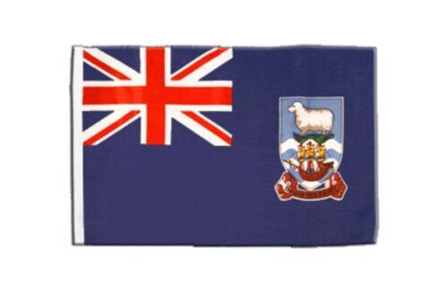 Falkland Inseln Banner falkländische Fahnen Flaggen 30x45cm