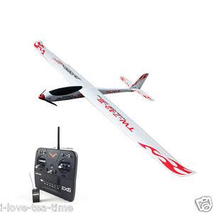 Volantex-Phoenix2000-Glider-RC-RTF-Propeller-Plane-W-Motor-Servo-ESC-3S-Battery