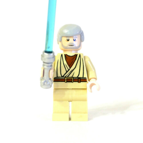 Lego® Star Wars™ Figur Obi-Wan Kenobi alt sw274 aus 8092 mit Laserschwert