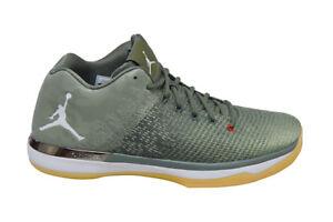 la meilleure attitude f448c 29cf7 Dettagli su Uomo Nike Air Jordan Xxxi Basse - 897564051 - River Rock Stucco