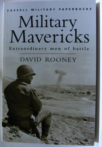 1 of 1 - #JJ20, David Rooney MILITARY MAVERICKS, SC VGC