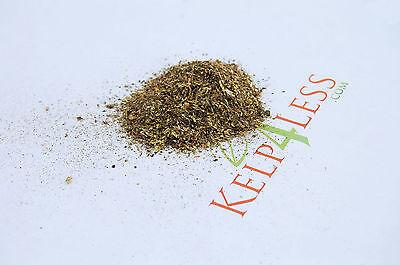 1 LB Alfalfa Meal FERTILIZER COMPOST TEA ORGANIC MATTER SLOW RELEASE NITROGEN