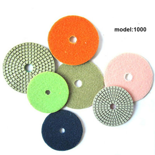 Diamond Polishing Pad  for Granite Wet//Dry Grinding Disc Marble Glass Concret
