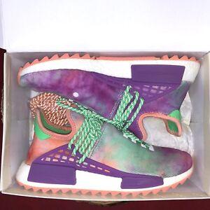 adidas Multicolor Human Race Nmd Pharrell Holi Festival (Chalk Coral) Shoes