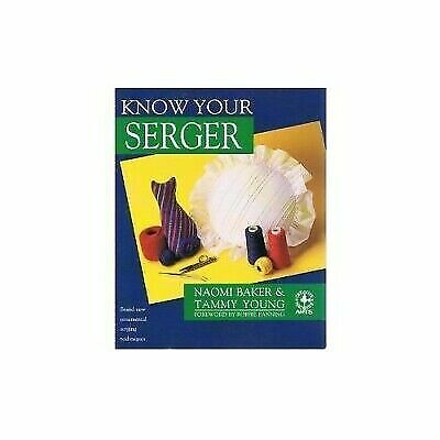 Know Your Serger
