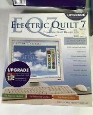 Electric Quilt Eq Design Software Quiltmaker Volume 7 For Sale Online Ebay