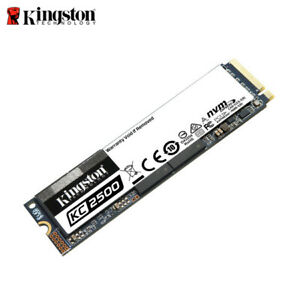 Kingston KC2000 250GB 500GB 1TB 3D TLC NAND NVMe PCIe...