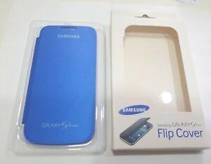 Flip-Cover-Originale-Samsung-SM-I9195-Galaxy-S4-Mini-Azzurro-in-Blister