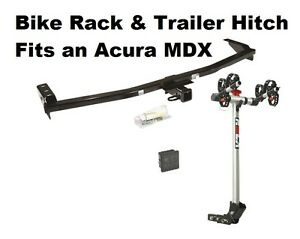 TRAILER HITCH ROLA BIKE CARRIER RACK COMBO FOR ACURA - Acura mdx bike rack