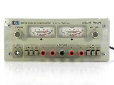 Agilent Hp Keysight 6205c 0 40v 3a 0 20v 6a Dual Power Supply