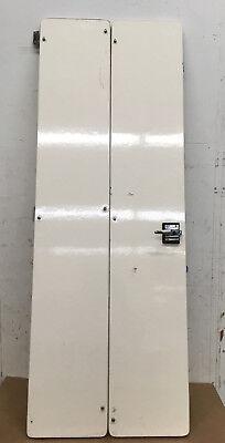 Marine Boat Or Rv Bi Folding Bathroom Bi Fold Plastic Door Ebay
