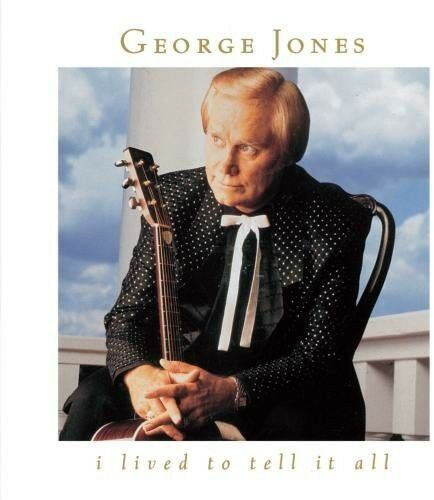 1 of 1 - George Jones - I Lived to Tell It All [New CD] Manufactured On Demand