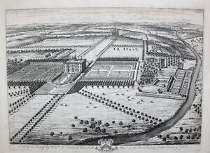 County-of-York-Ouse-Castle-Castle-Edward-Blackett-Baronett-Park-West-Riding