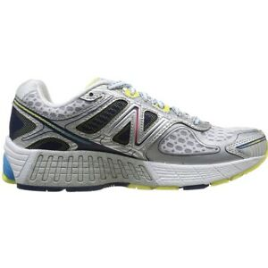 Running Shoes, Silver- Size