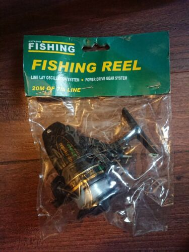 Extreme Fishing Fishing Reel Power Drive Gear System