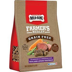 Milk-Bone-Farmer-039-s-Medley-Dog-Treats-Lamb-amp-Spring-Vegetables