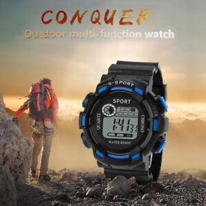 Luxury-Men-Boy-Watch-Analog-Digital-Military-Sport-LED-Waterproof-Wrist-Watch-US
