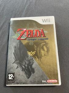 Nintendo Wii The Legend of Zelda Twilight Princess