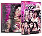 Women of ECW 7 DVD-R Set, Dawn Marie Sunny Beulah Missy Hyatt WWE WWF Kimona