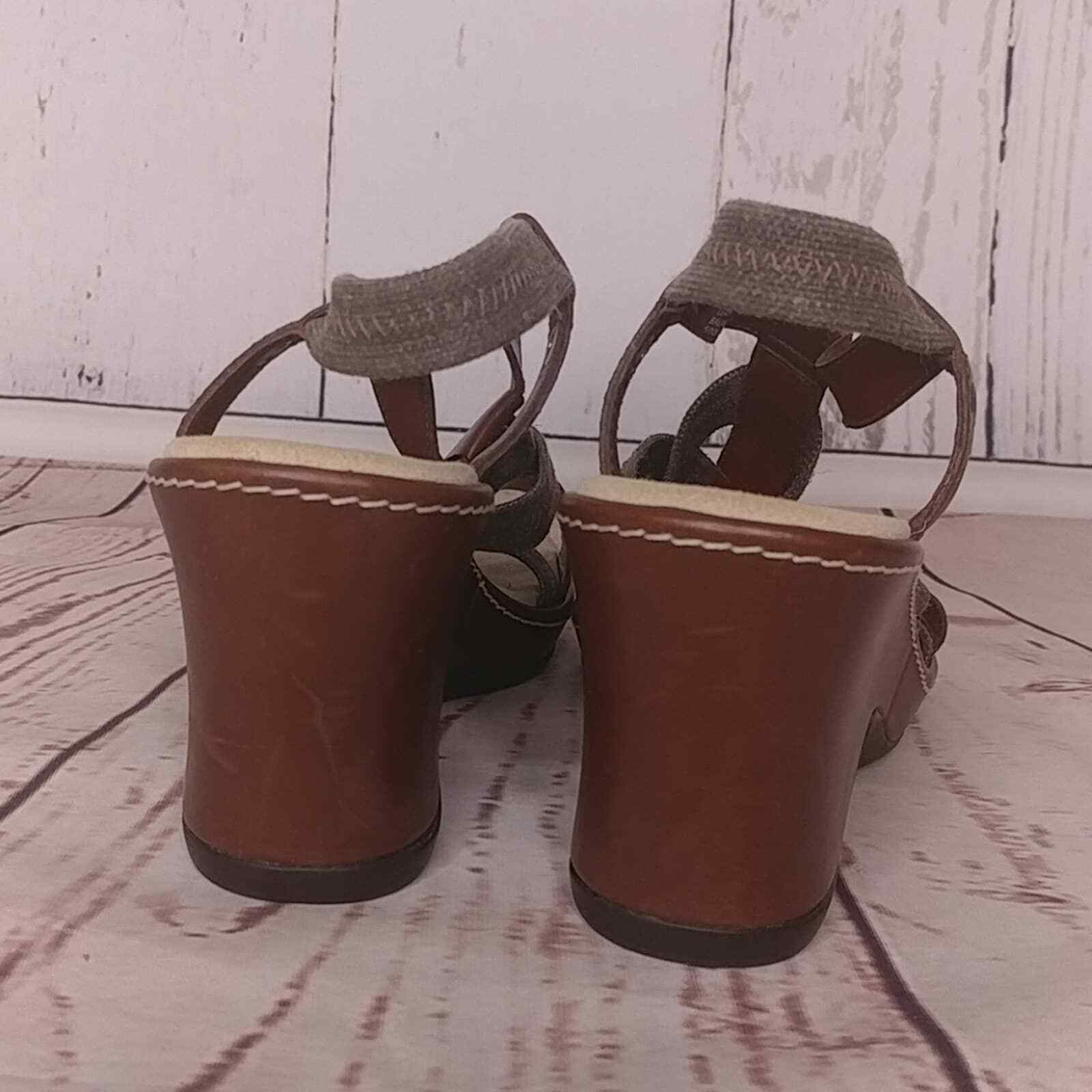 Rockport Wedge Strappy Sandals - image 3
