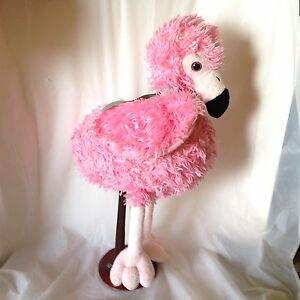 Pink-Flamingo-Animal-Adventure-19-034-LARGE-Plush-Florida-Souvenir