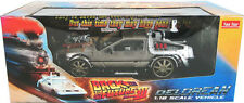 SUN STAR 1:18 AUTO DE LOREAN RITORNO AL FUTURO 3 BACK TO THE FUTURE  ART 2714