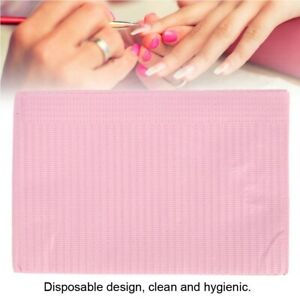 125pcs Disposable Waterproof Nail Art Paper Table Mat Pad Manicure Tool Ebay