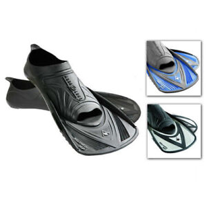 Aqua Sphere Microfin Hp Swimming Fins Swim Training Fins