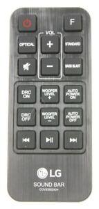 Details about Genuine LG COV33552424 Soundbar Remote Control