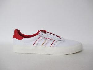 Excelente calidad que buen look mejor servicio Adidas 3MC X Evisen White Scarlet Red Cream Sole Sz 12 DB3506 | eBay