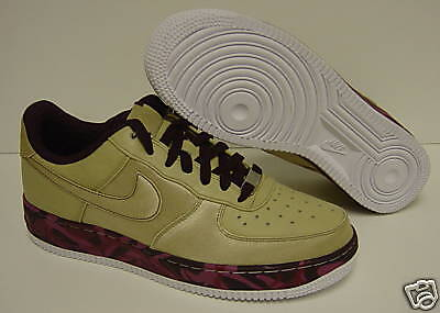 NEW Womens Sz 9.5 NIKE Air Force 1 Prem 07 315186 221 Sneakers Shoes