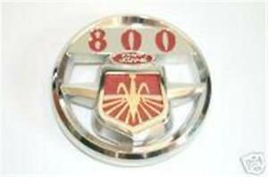 FORD-800-SERIES-TRACTOR-FRONT-HOOD-EMBLEM-NDA16600A