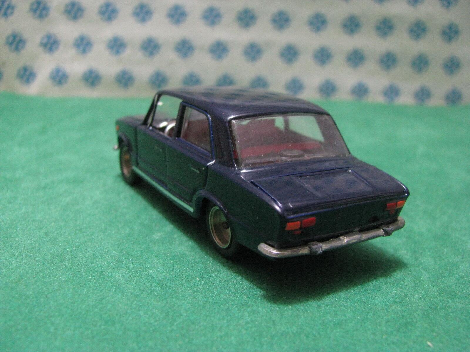 Vintage - FIAT FIAT FIAT 124 Code 3 processed - 1 43 Mebetoys A-41 5c6148