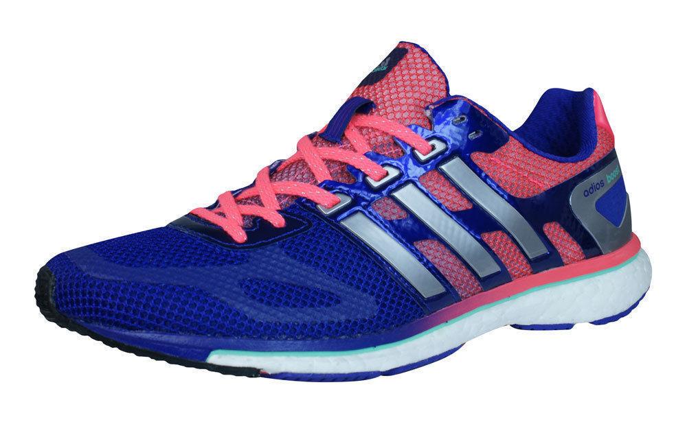 NWT Adidas Adidas Adidas Adizero Adios Boost Womens Running Sneakers  Q21501 WOMEN 10 NEW  ANB fafe40