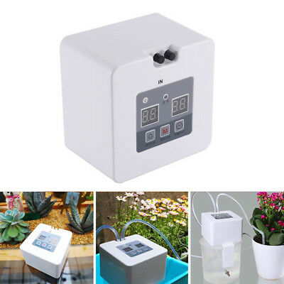 Diy Automatic Drip Irrigation Kit Usb Indoor Pot Plants Self Watering System 313475156241 Ebay