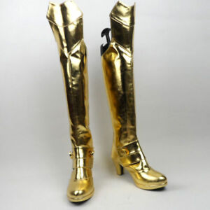 Fate Extra Fate Extra CCC Saber Bride ver Cosplay Shoes Patry Boots Women