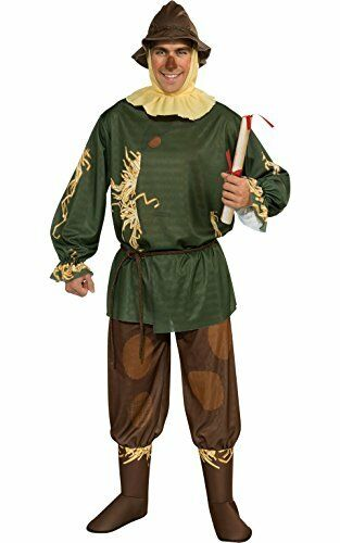 One Rubie/'s Wizard Of Oz 75th Anniversary Edition Adult Scarecrow Multicolor