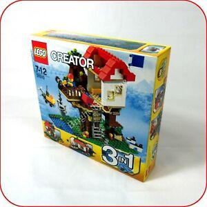 # Lego 31010 Creator 3 En 1 Treehouse Nouveau Scellé Treehouse Retraité Set-afficher Le Titre D'origine