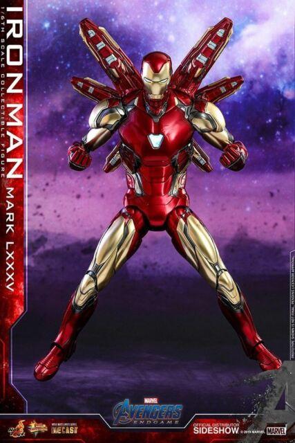 Hot Toys Iron Man Mark 85 1/6 Scale Figure