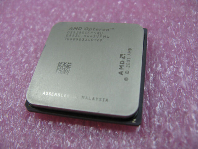 AMD Opteron OSA250CEP5AU 2.4Ghz CPU
