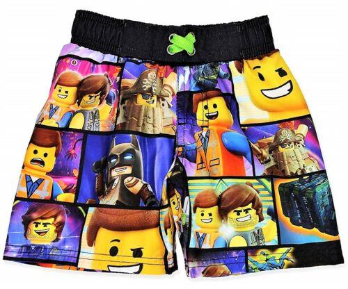 Swim Trunks Bathing Suit Boys Size 4 5 or 6  $25 LEGO MOVIE 2 EMMETT REX UPF50