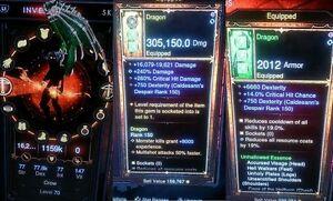 PS4-Diablo-3-Modded-Demon-Hunter-Set-150-G-Rift-ready