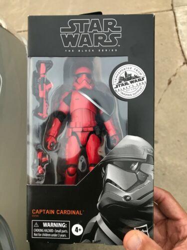 "Star Wars Black Series 6/"" Captain Cardinal New IN HAND Galaxy/'s Edge Target"