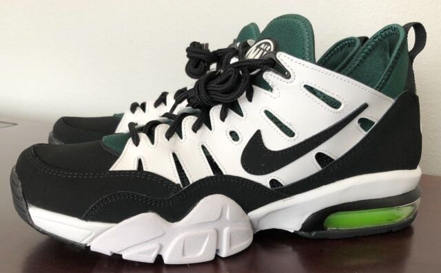 Nike Air Trainer Max ´94 Low (Black Black White Dark Pine)