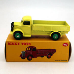 Atlas-Dinky-toys-412-Camion-Truck-Austin-Wagon-Diecast-Models-Collection-Car