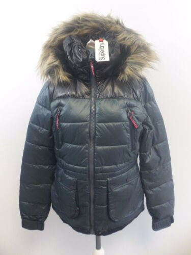 Intrepid E Jacket 5054126810413 Box46 69 Size Charcoal Superdry S R0Wvn407