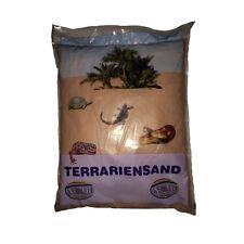 Terrariensand rosa trocken 5kg - Terrarium Sand Bodengrund